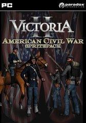 Victoria II: American Civil War Spritepack (PC) DIGITAL