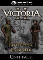 Victoria II: Interwar Engineer Sprite Pack (PC) DIGITAL