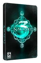 Sacred 3 Steelbook