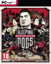 Sleeping Dogs: Definitive Edition (PC) DIGITAL