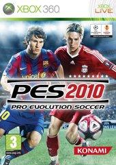Pro Evolution Soccer 2010 (X360)