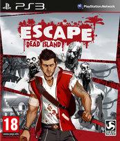 ESCAPE Dead Island (PS3)
