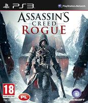 Assassin's Creed: Rogue (PS3) PL