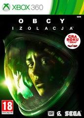 Obcy: Izolacja (Xbox 360) PL