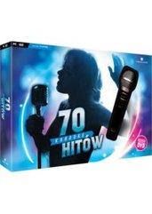 Karaoke 70 Hitów (PC) + mikrofon