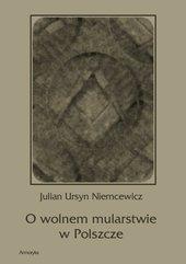 O wolnem mularstwie w Polszcze