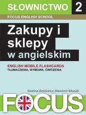 Zakupy i sklepy w angielskim. Zestaw 2