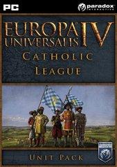 Europa Universalis IV: Catholic League Unit Pack (PC) klucz Steam
