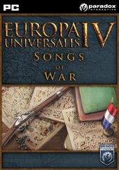 Europa Universalis IV: Songs of War (PC) DIGITAL