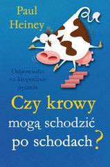 Czy krowy mogą schodzić po schodach?