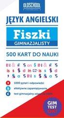 Język angielski. Fiszki gimnazjalisty. 500 kart do nauki