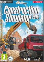 Construction Simulator 2015 (PC) klucz Steam