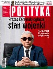 Polityka nr 50/2014