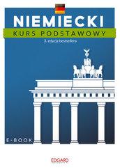 Niemiecki Kurs podstawowy. 3 edycja. książka + 3 płyty CD + program