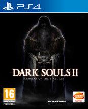Dark Souls II: Scholar of the First Sin (PS4) PL