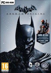 Batman: Arkham Origins - Cold, Cold Heart (PC) PL DIGITAL