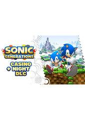 Sonic Generations (PC) DIGITÁLIS + DLC
