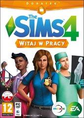 The Sims 4 - Witaj w Pracy (PC) PL