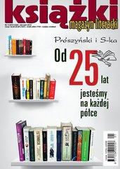 Magazyn Literacki KSIĄŻKI 1/2015