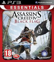 Assassin's Creed IV Black Flag Essentials (PS3) PL