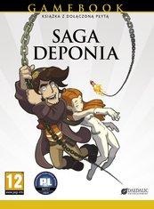 Saga Deponia - 3 gry! - Gamebook (PC)