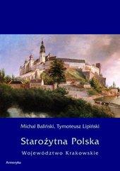 Starożytna Polska. Województwo Krakowskie