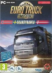 Euro Truck Simulator 2: Skandynawia (PC)