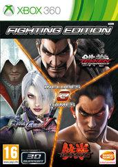 Fighting Edition - Kolekcja Bijatyk - (Xbox 360)