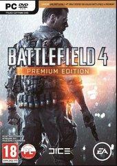Battlefield 4 Premium Edition (PC) DIGITAL PL - podstawa + dodatki