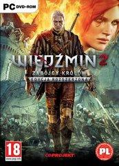 Wiedźmin 2: Zabójcy Królów - Edycja Rozszerzona (PC) klucz GOG