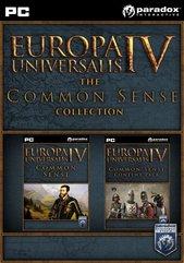 Europa Universalis IV: Common Sense Collection (PC) DIGITAL