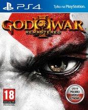 God of War III Remastered (PS4) PL