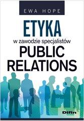 Etyka w zawodzie specjalistów public relations