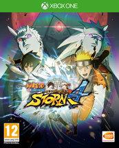 Naruto Shippuden: Ultimate Ninja Storm 4 Edycja Kolekcjonerska (XBox One)