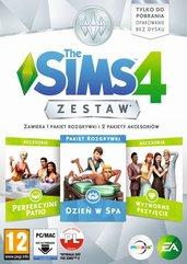 The Sims 4 Zestaw (PC)