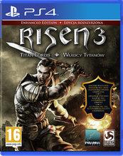 Risen 3: Władcy Tytanów – Edycja Rozszerzona (PS4)