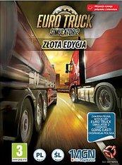 Euro Truck Simulator 2 Złota Edycja (PC) PL