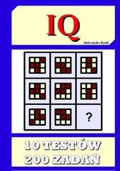 IQ - 10 testów, 200 zadań.