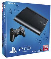 Konsola Playstation 4 500 GB + Battlefield Hardline + film Spider-Man 3
