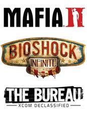BioShock Infinite/Mafia II/ XCom Declassifed (PC) DIGITAL