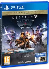 Destiny: The Taken King Legendary Edition (PS4) + DLC