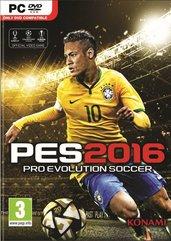 Pro Evolution Soccer 2016 Edycja Day One (PC) + Figurka SoccerStarz - Neymar