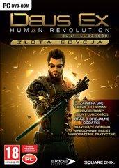 Deus Ex: Bunt Ludzkości Złota Edycja (PC) PL DIGITAL