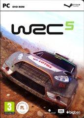 WRC 5 (PC) PL + Season Pass