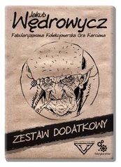 Jakub Wędrowycz - Zestaw Dodatkowy 20 kart (Gra Karciana)