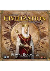 Sid Meier's Civilization: Sława i Bogactwo (Gra Planszowa)