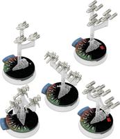 Star Wars: Armada - Eskadry Myśliwców Rebelii (Gra Figurkowa)