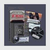 X-Wing: Zestaw Dodatkowy - TIE Fighter (Gra Figurkowa)