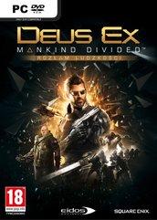 Deus Ex: Rozłam Ludzkości Edycja Kolekcjonerska (PC)
