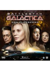 Battlestar Galactica: Świt (Gra Planszowa)